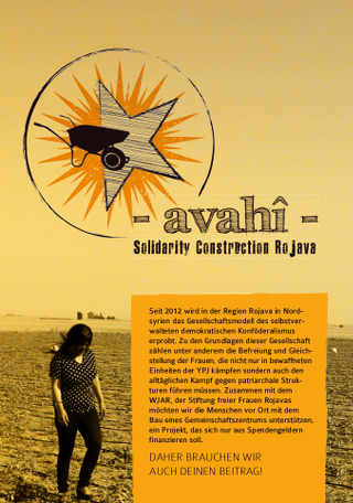 avahi Solidarity Construction Rojava 1